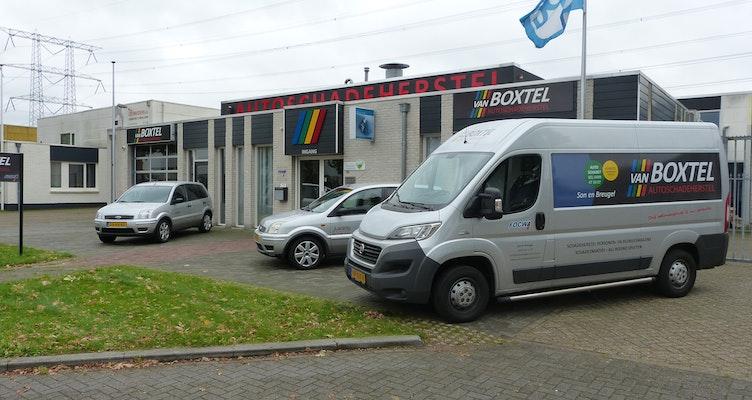 Autoschadeherstel Van Boxtel Fixico